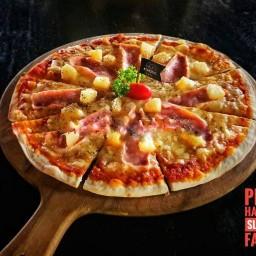 Olim House Pizza Homemade
