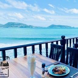 Panyaah seaview cafe Patong Phuket