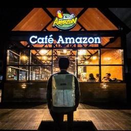 Café Amazon ตลาดเสรี 2