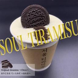 Soul Tiramisu(Oreo) ソウルティラミス(オレオ)