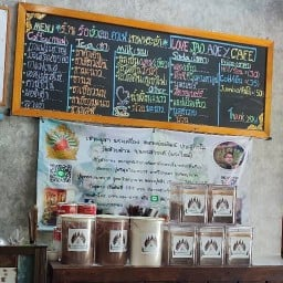 รักเจ้าเอย คาเฟ่ เทพพระเจ้า : Love Jao Aoey Cafe 1