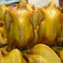 เล็กไก่ต้มน้ำปลา