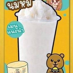 นมหมีปั่น&ไดฟูกุ by ชาลา ภาขวัญ