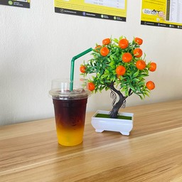Thunder Coffee (ชาและกาแฟสด) ถ.หนองยวน