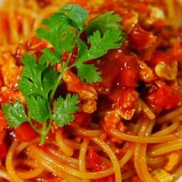 spaghetti and macaroni m and m (banyai)