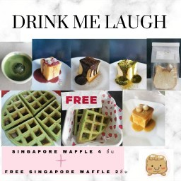 DRINK ME LAUGH