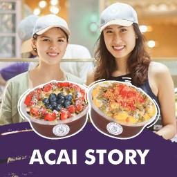 Acai Story ประตูท่าแพ เชียงใหม่ (Express)
