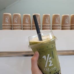 1/2 Oz. Cafe
