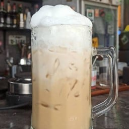 Slow Bar 64000 coffee