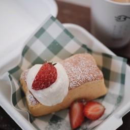 Special Menu - Vanilla Butter Cake