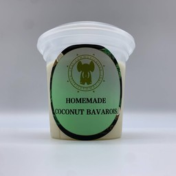 Homemade Coconut Bavarois(ココナッツババロア)