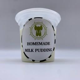 Homemade Milk Pudding(ミルクプリン)