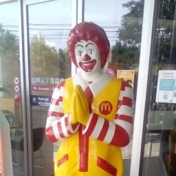 McDonald's เซ็นทรัล ลำปาง