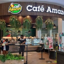 Café Amazon  บุญถาวร รัชดา