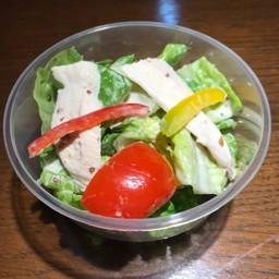 Mini salad(Caesar sauce)