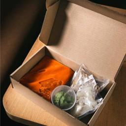 Chili crap pasta DIY KIT Delivery