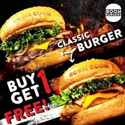 Boom Boom Burger Premier Place