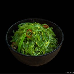 ยำสาหร่าย (Seaweed Salad)