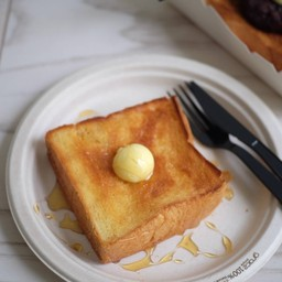 Butter Toast And Honey