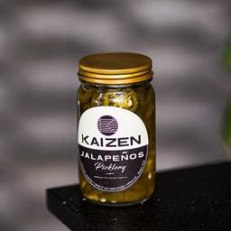 Pickled Jalapeno (200g Jar)