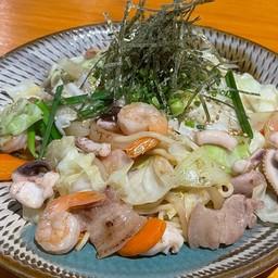 Sea food Yaki chanpon
