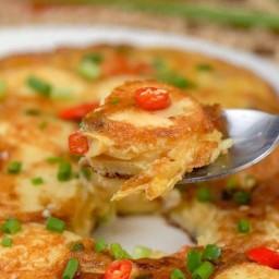 ร้านหอมไข่  ข้าวไข่เจียวทรงเครื่อง (ข้าวหอมมะลิ)