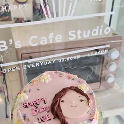 B's cafe studio