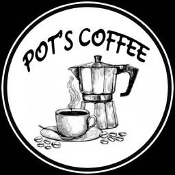Pot's coffee