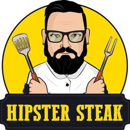 สเต็ก Hipster ตลาด SIMPLAZA