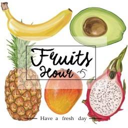 FruitsHours ผลไม้ปั่นสมูทตี้ & กาแฟสด บ้านม่าคาเฟ่