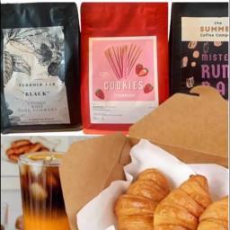 Simpresso Good Coffee  Croissant /Croffle/Cake/น้ำส้มคั้นสด กาแฟอร่อย Columbia Geisha Ehiopia กาแฟอร่อย กาแฟจากต่างประเทศ