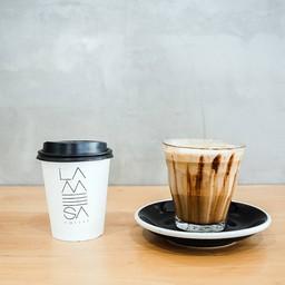 Caramel Latte (8oz)