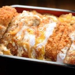 ชุดข้าวหน้าหมูสันในไส่ไข่