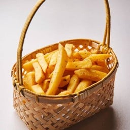 French Fries with Moshio Salt 🍟