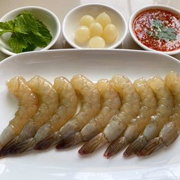 กุ้งดองน้ำปลา