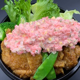 Chicken nanban rice bowl(チキン南蛮丼)