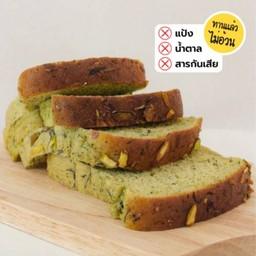 ขนมปังคีโตผักเคล