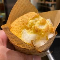 Muffin Coconut