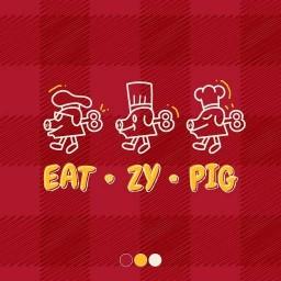 ข้าวหมูทอด Eatzypig ( สาขาสามพราน)