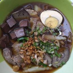 ก๋วยจั๊บสามปอ by ข้าวต้มปลา (หน้าร้านไทยประเสริฐ1999) อำนาจเจริญ