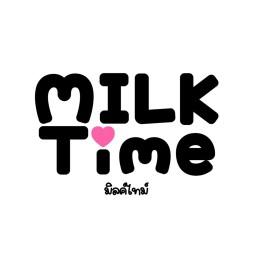 Milk Time (ตลาดใหม่สระหลวง)