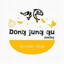 DONG JUNG GU ( ดองจังกู ) แซลมอนดอง กุ้งดอง BY อีสาปูไข่ดอง