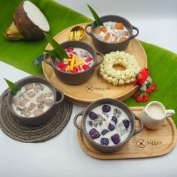 รัญจวน ปั่นป่วนใจ - Thai Dessert Café สวนหลวงสแควร์