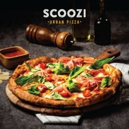 Scoozi Pizza เซ็นทรัล แจ้งวัฒนะ