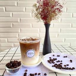 99% -Ninety nine percent cafe'