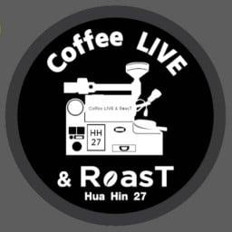 Coffee LIVE & RoasT