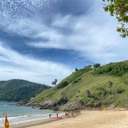 Yanui beach ,PHUKET