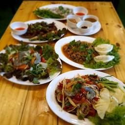 สะแตกนัวร์ ครัวบุรีรัมย์ - ส้มตำ&อาหารตามสั่ง @ระยอง