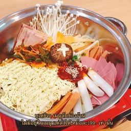 ร้านอาหารเกาหลีโชอา