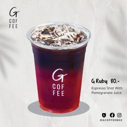 Iced G Ruby